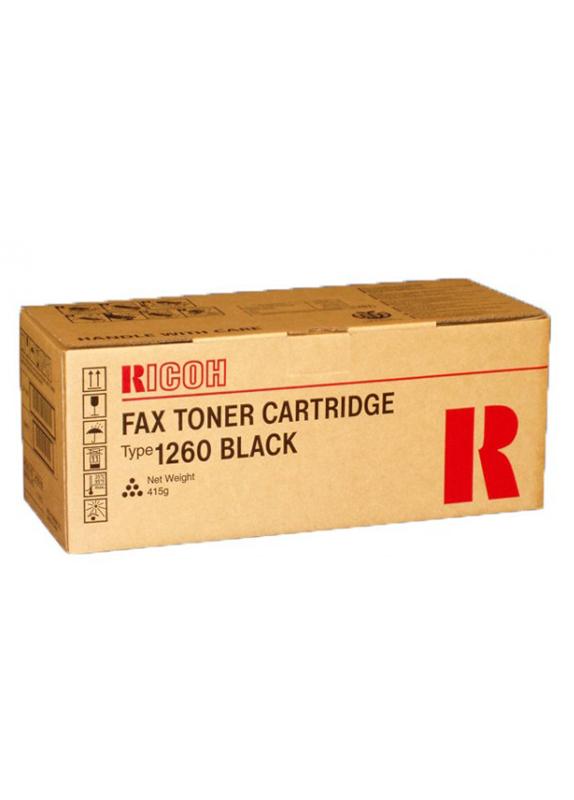 Ricoh Type 1260D (toner) zwart