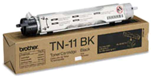 Brother TN-11BK zwart