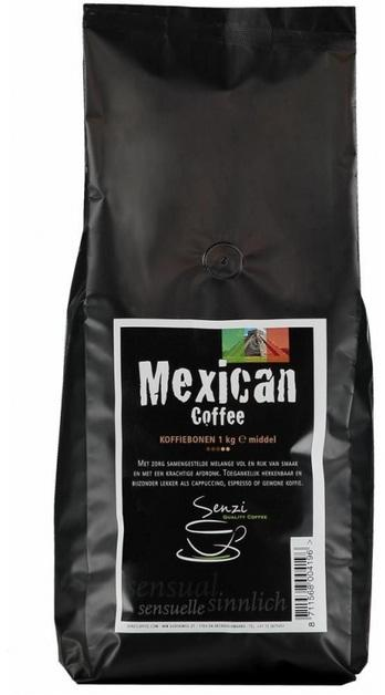 Senzicoffee Mexican Coffee 8 zakken