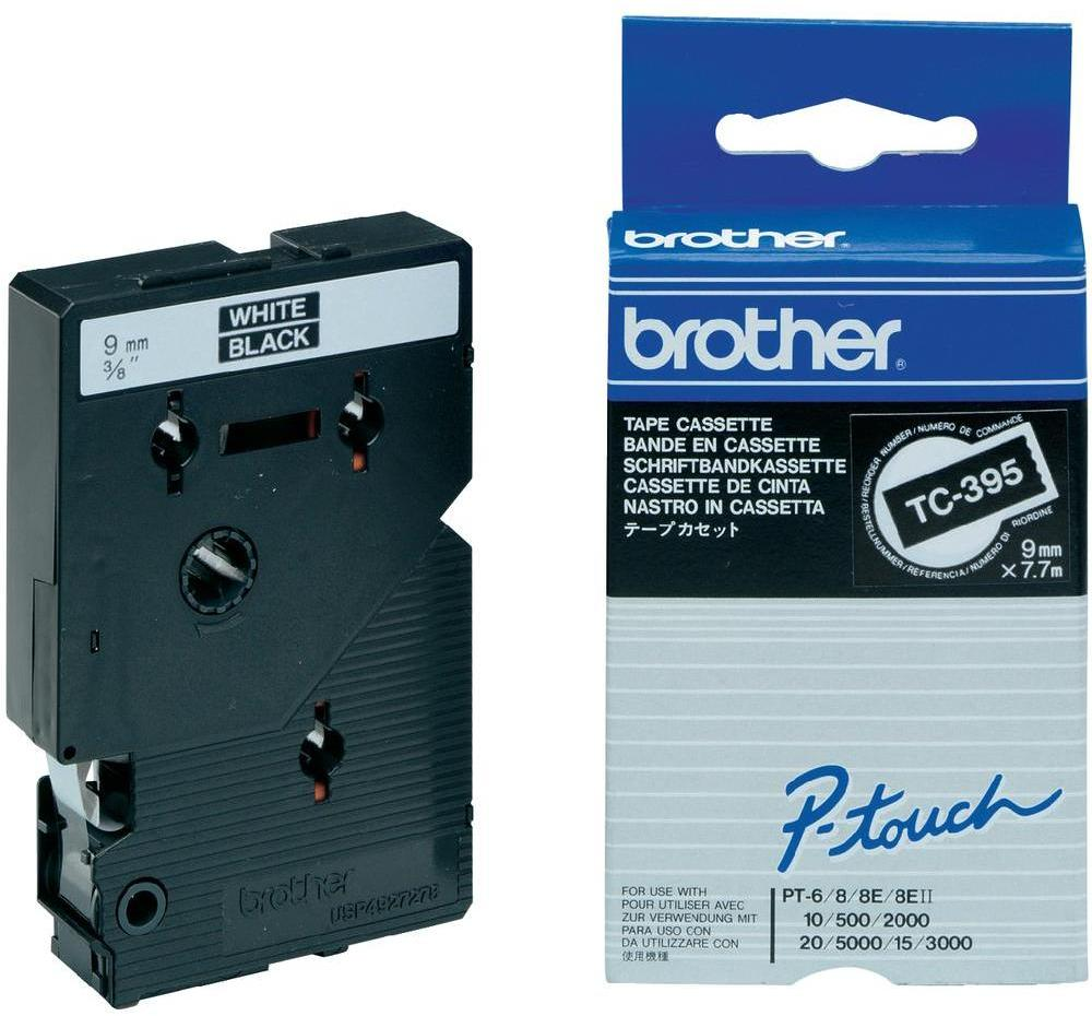 Brother TC-395 wit