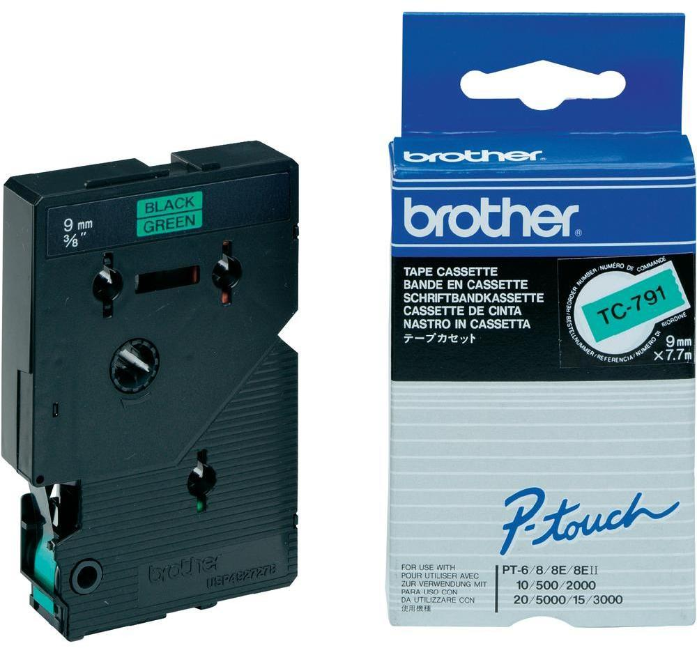 Brother TC-791 zwart