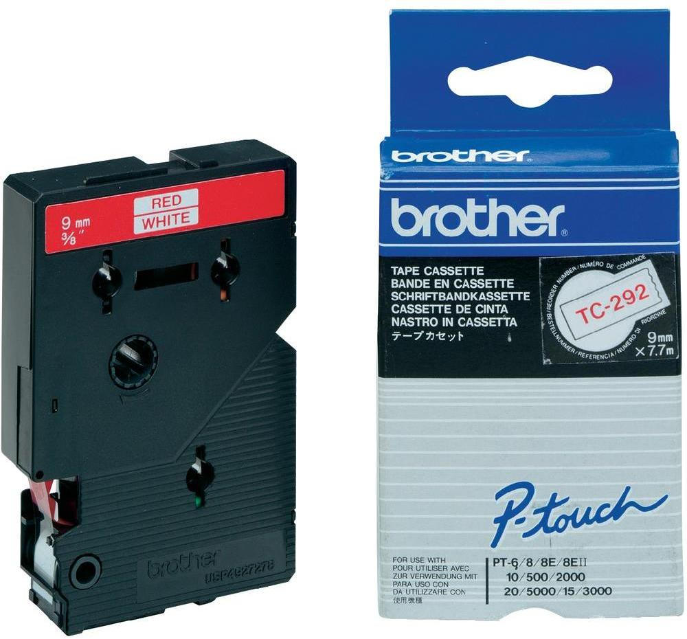 Brother TC-292 rood