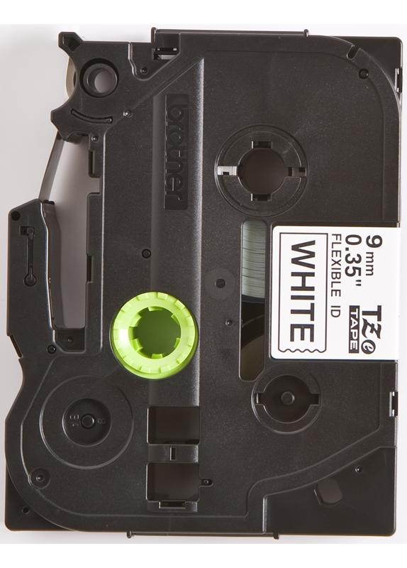 Brother TZE-FX221 flexible tape zwart