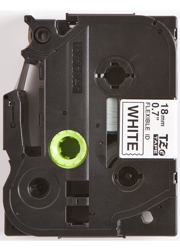 Brother TZE-FX241 flexible tape zwart