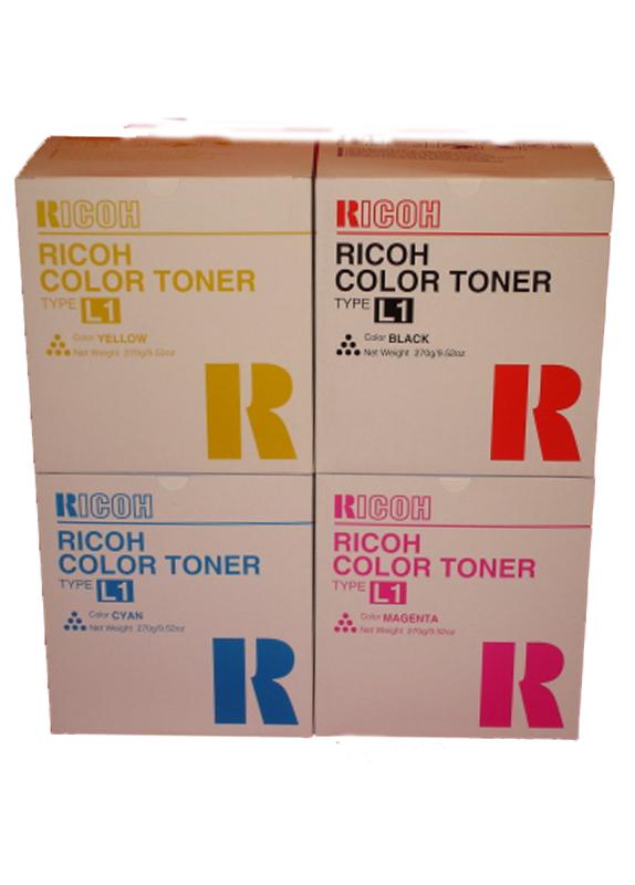 Ricoh Type L1 C (toner) cyaan