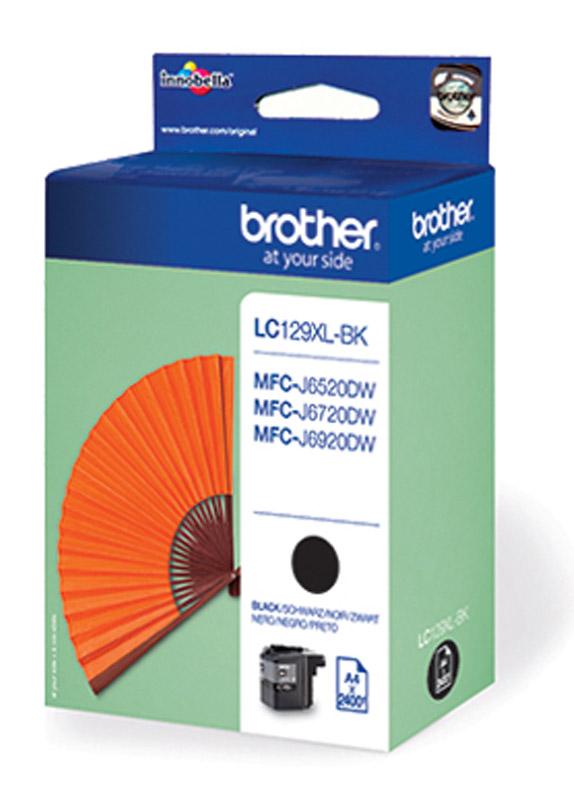 Brother LC-129XLBK zwart