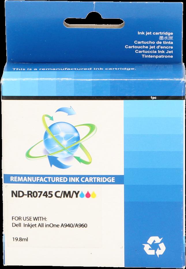 Dell 7Y745 kleur