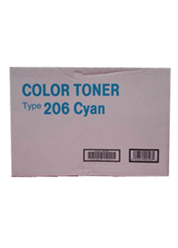 Ricoh Type 206 Toner cyaan