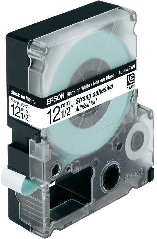 Epson LC-4WBW9 zwart