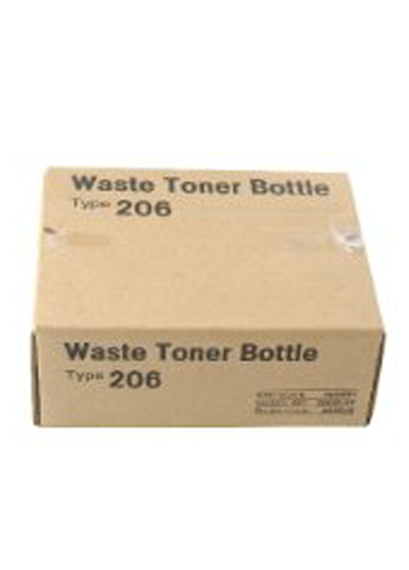 Ricoh 400891 waste toner bottle zwart