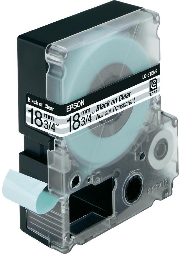 Epson LC-5TBN9 zwart