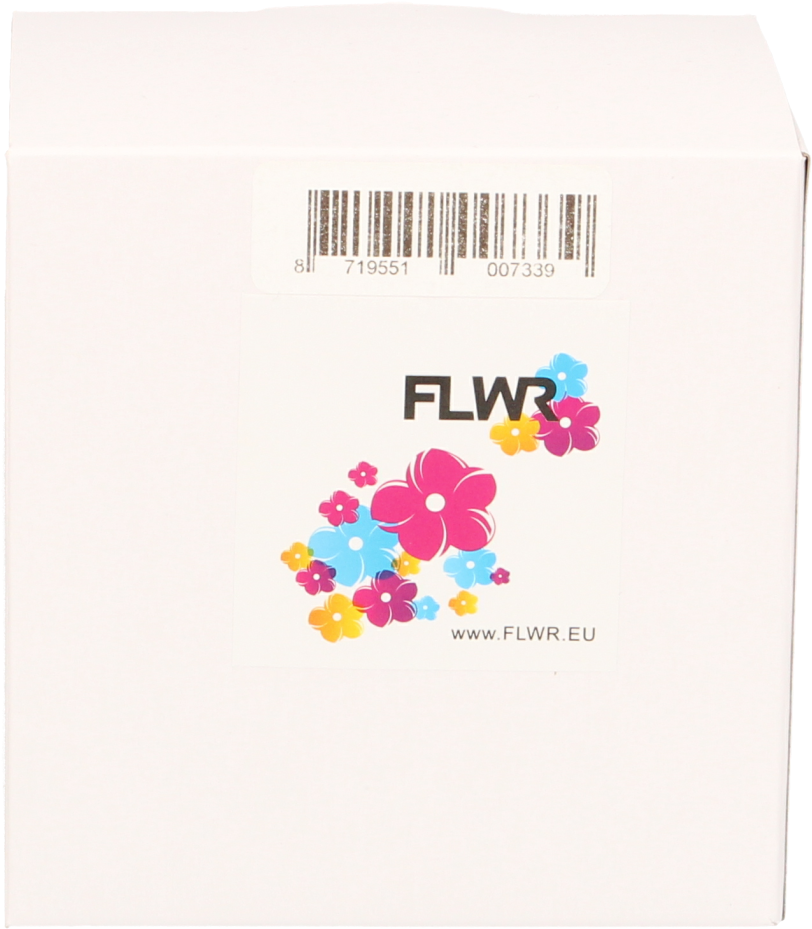 FLWR Brother DK-22205 wit