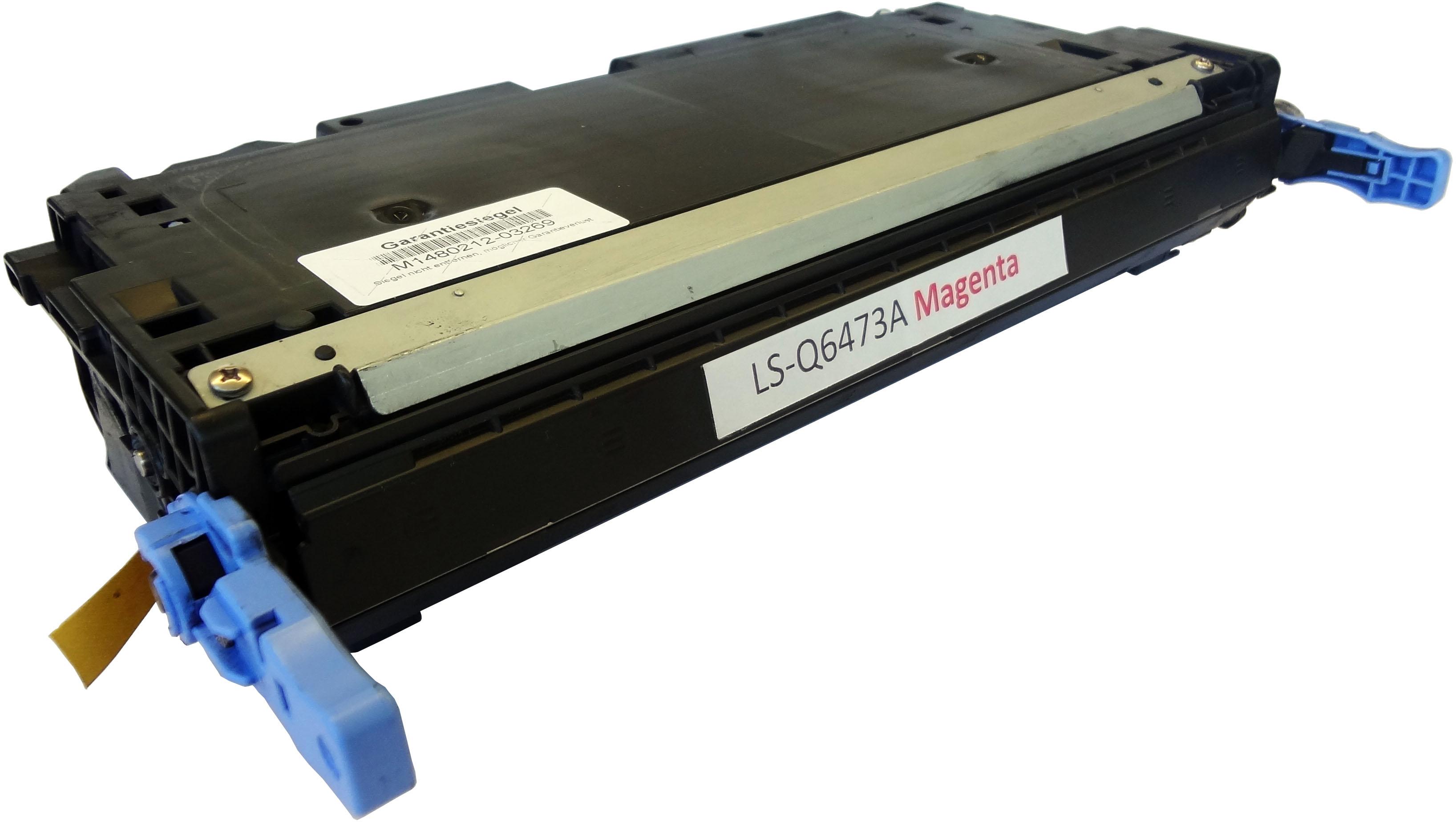 HP 502A magenta