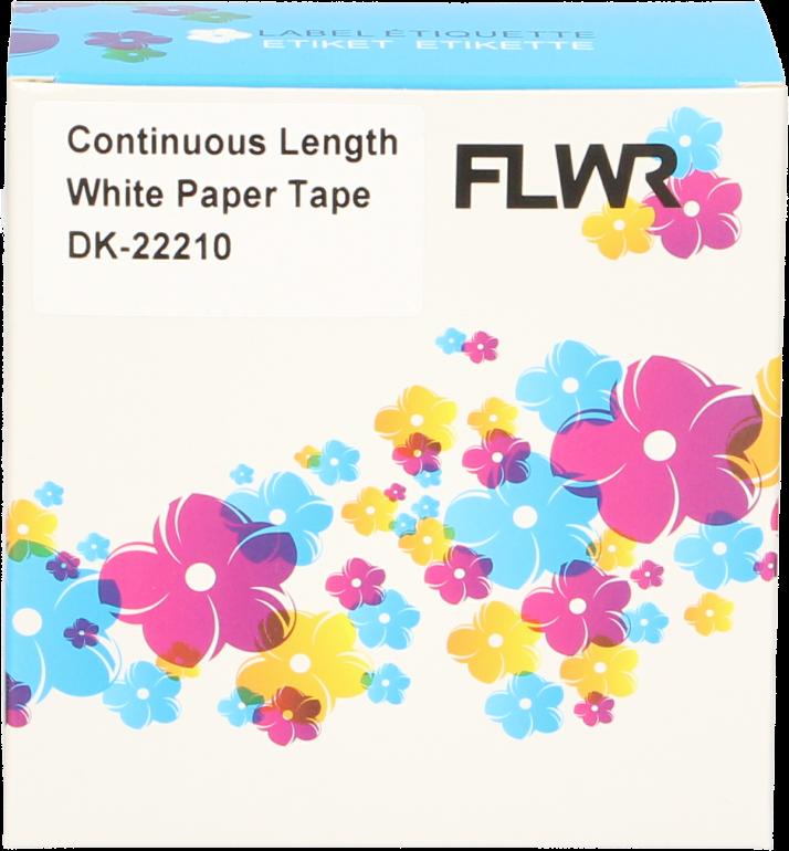 FLWR Brother DK-22210 wit