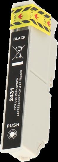 FLWR Epson 24XL Multipack zwart en kleur
