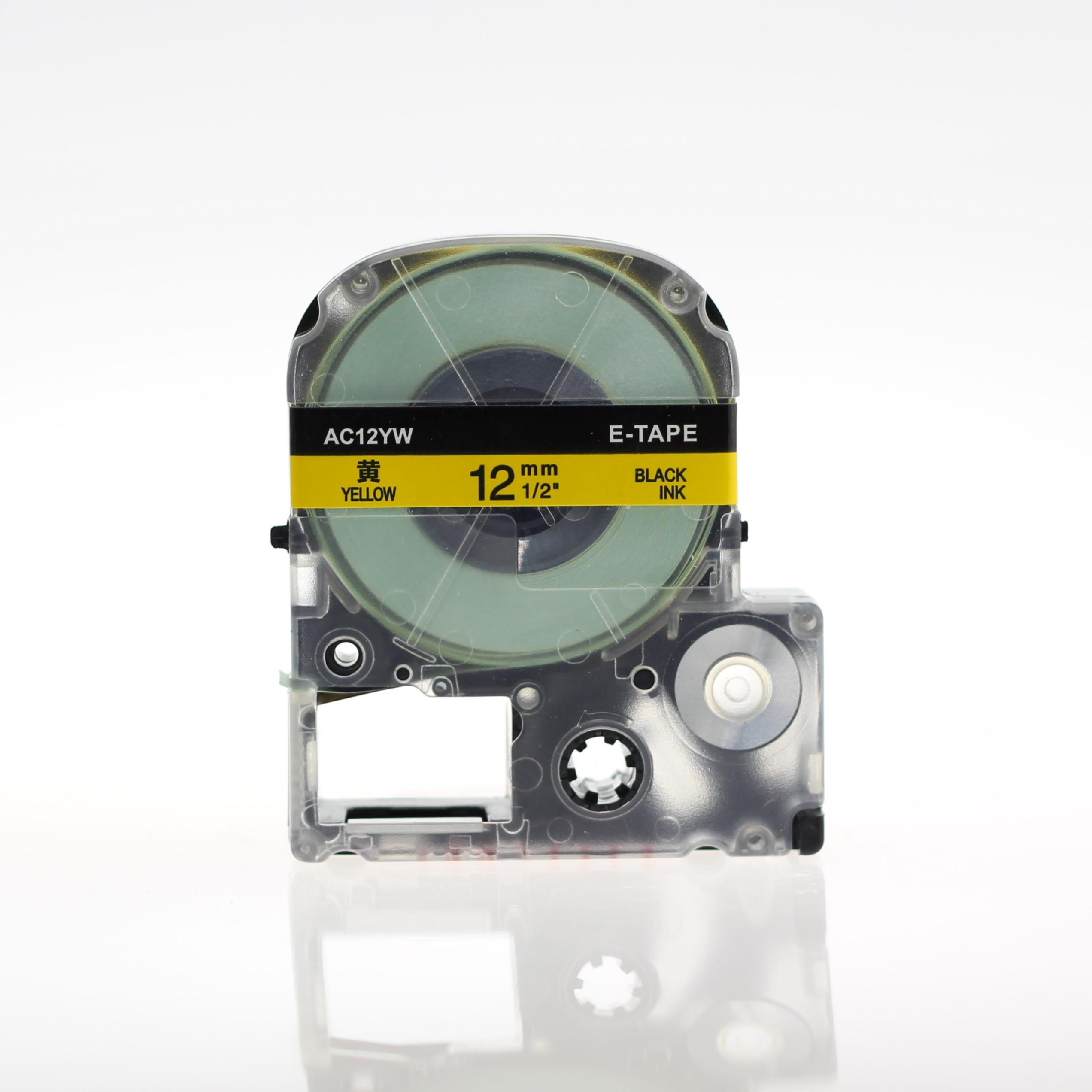 Epson LC-4YBW9 BK-YE zwart