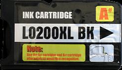 Huismerk Lexmark 200XL / 210XL zwart