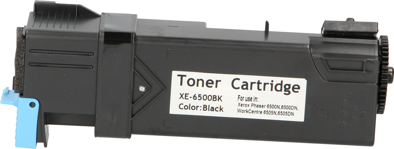 FLWR Xerox Phaser 6500 / WorkCentre 6505 zwart en kleur
