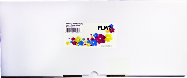 FLWR Dymo 11354 10-Pack wit