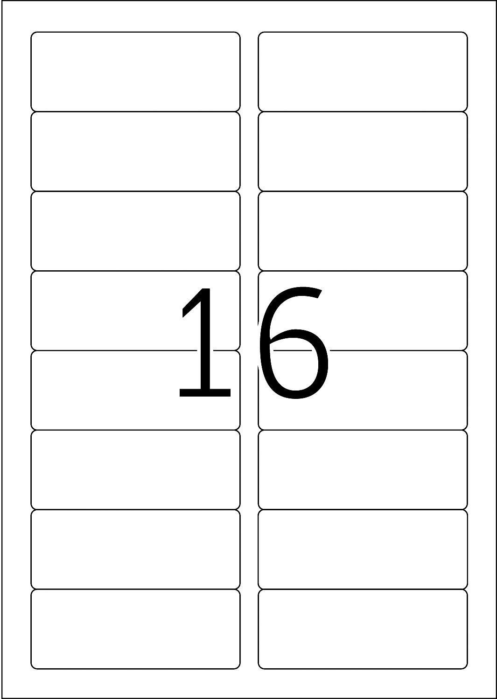 Herma 4479 88,9x33,8 MM