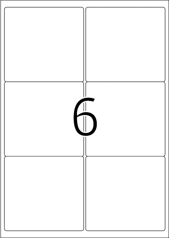 Herma 4653 99,1x93,1 mm
