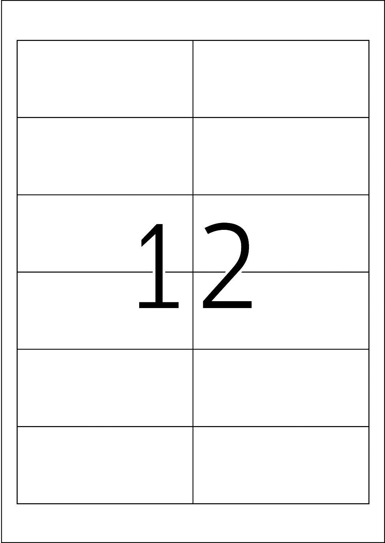 Herma 4816 97x42,3 MM
