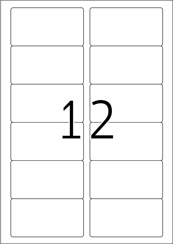 Herma 8805 88,9x46,6 MM