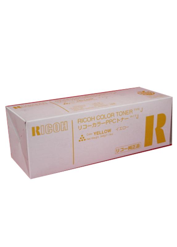 Ricoh Type J Y geel