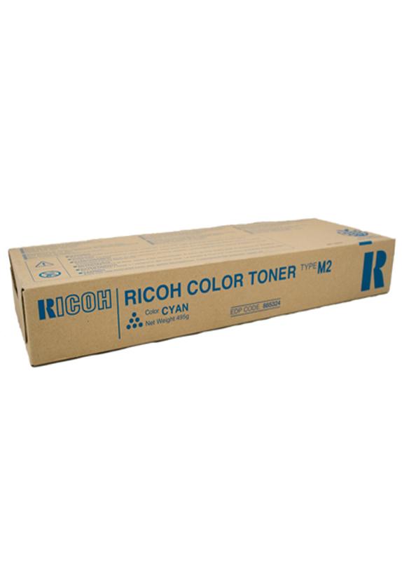 Ricoh Type M2 C (toner) cyaan