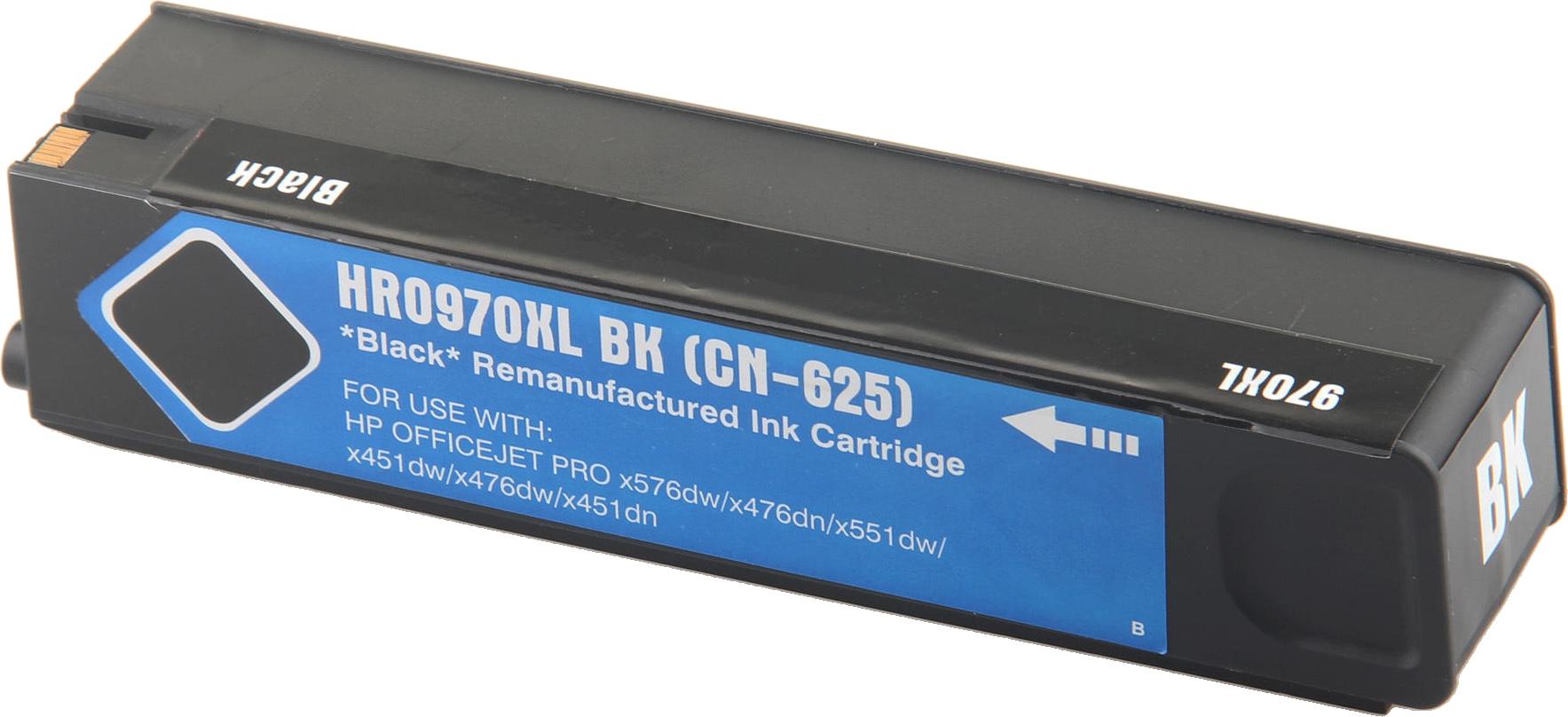 HP 970XL zwart