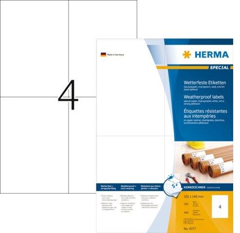 Herma 4377 105x148MM