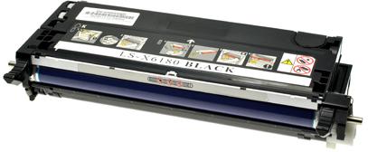 Huismerk Xerox Phaser 6180 zwart