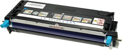 Huismerk Xerox Phaser 6180 cyaan