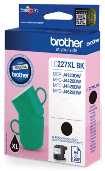 Brother LC-227XLBK zwart